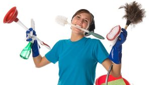 Tired of that big house and all the chore?