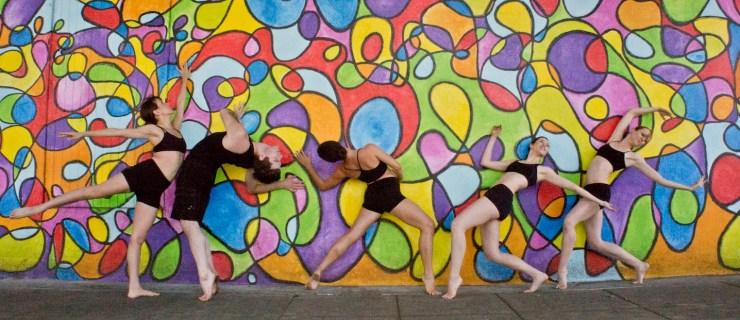 BE Dance LA Beautify Earth