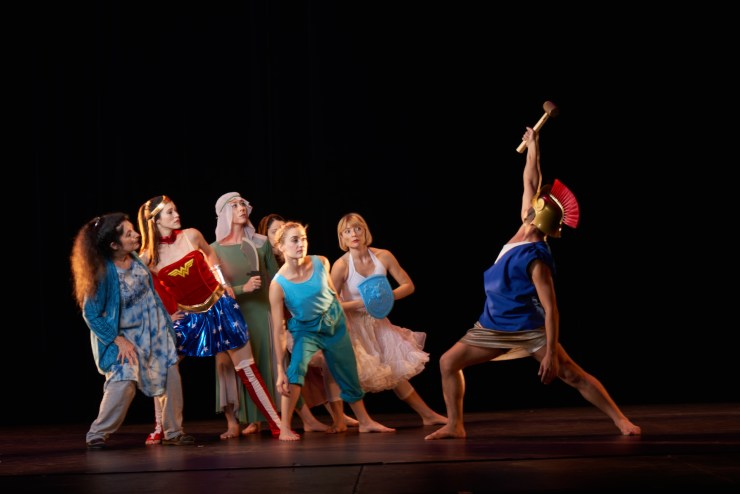 Louise Reichlin & Dancers_photo George Simian
