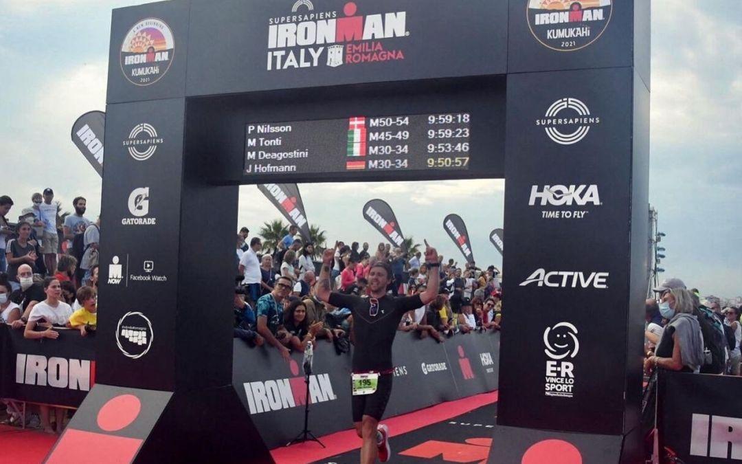Ironman Italy Race Report