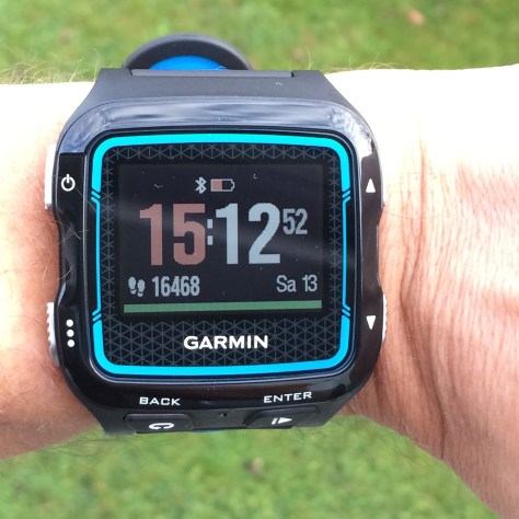 Garmin 920 XT Photo by Markus Fehr