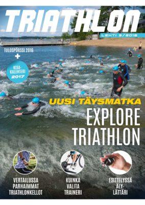 Triathlon-lehti 3/2016
