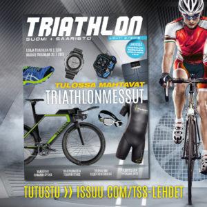 Triathlon-lehti 2/2016