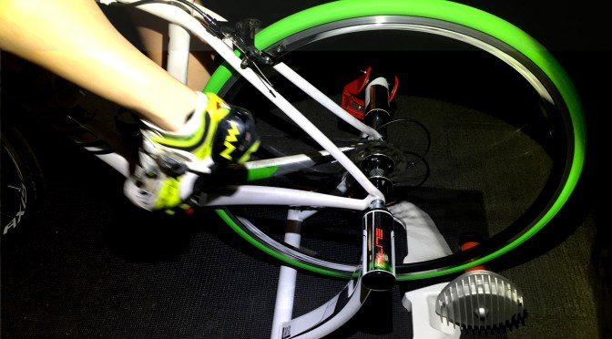 Bike trainer: what are the benefits for triathlon training?