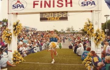 finish almere triatlon