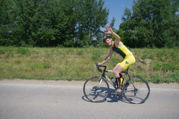 Opušteno na biciklu
