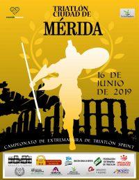 IX Triatlon Ciudad de Merida 2019