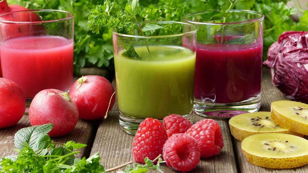 Jus de fruits et légumes Bio Frais