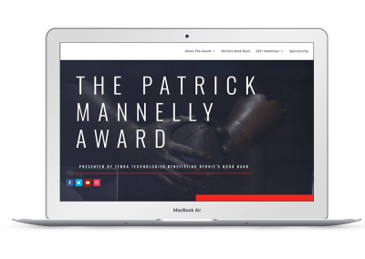 The Patrick Mannely Award