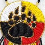 Medallion-Bear Paw
