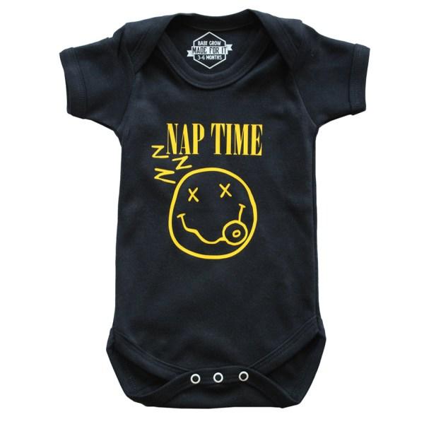 Nap Time Nirvana Baby Grow Onesie