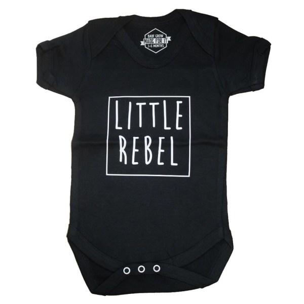 Little Rebel Baby Grow Onesie