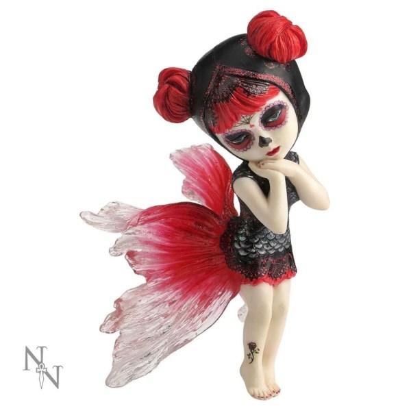 Koi Fairy Dancer Figure