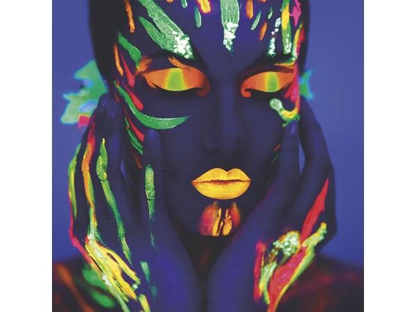 Stargazer Face and Body Paint 100 ml Neon UV