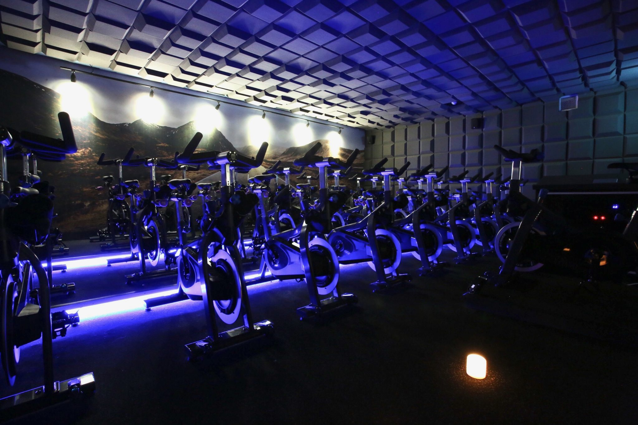 Tribe Cycle Edinburgh Tribe Yoga