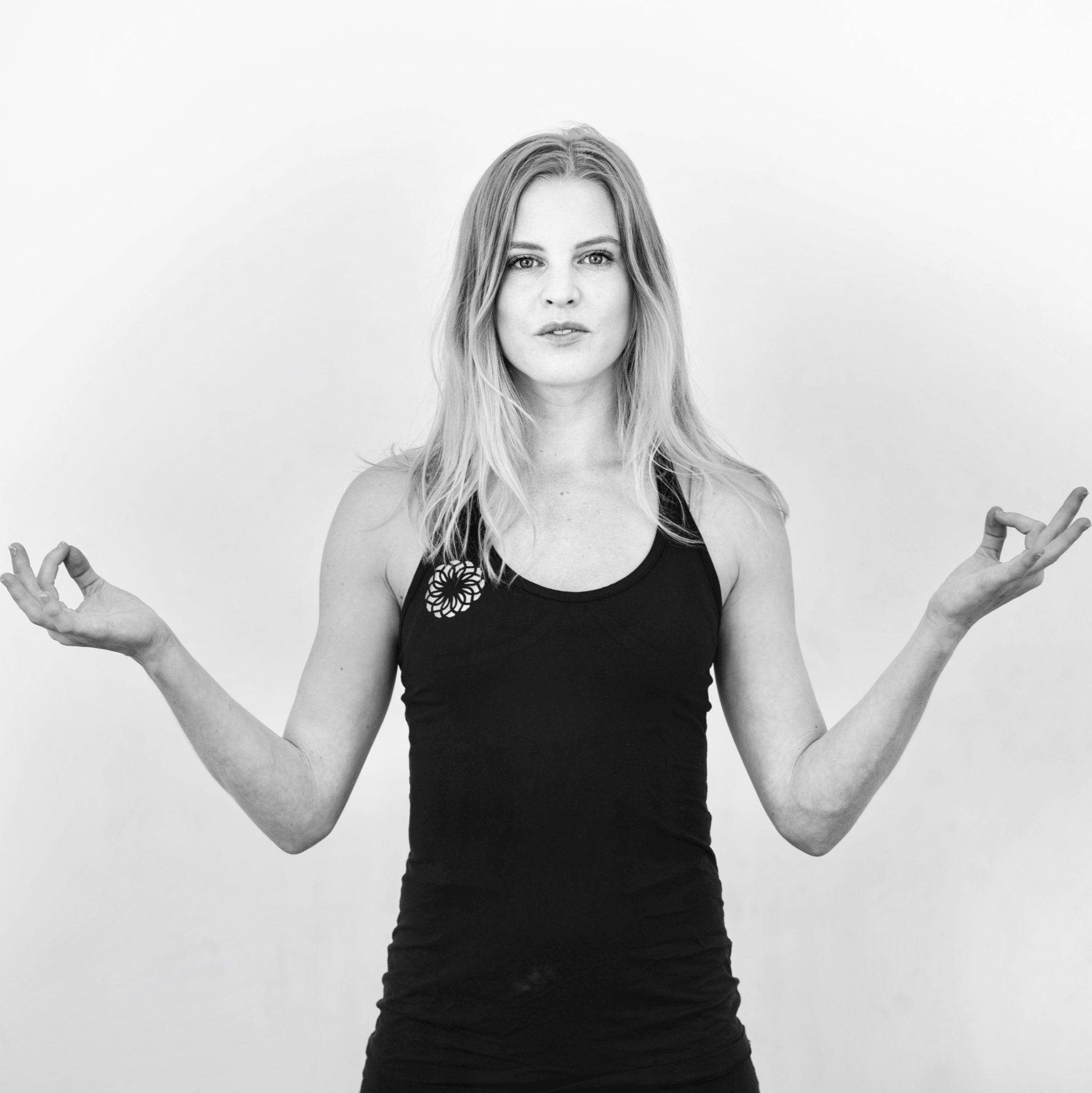 Georgina Wilson Tribe Yoga Edinburgh