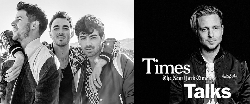 Times Talks Jonas Bros