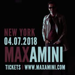 Max Amini Live In NY
