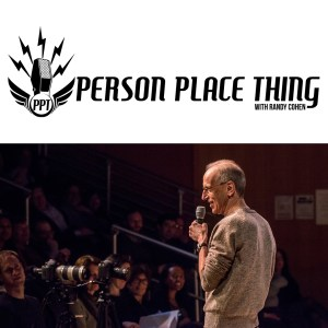 PERSON PLACE THING With Randy Cohen - Featuring Guest Jack Kleinsinger @ BMCC Tribeca Performing Arts Center
