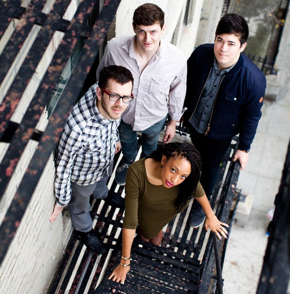 AMP Trio Featuring Tahira Clayton  Copy