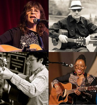 Singing Our Songs: A Night of Singer/Songwriters