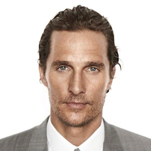 Matthew McConaughey @ BMCC Tribeca Performing Arts Center | New York | New York | United States