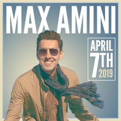 Max Amini Live in New York - Authentically Absurd Tour @ BMCC Tribeca Performing Arts Center