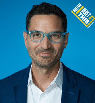 NPR's How I Built This with Guy Raz, LIVE from NYC with John Foley