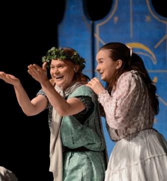 Peter Pan (Schooltime)