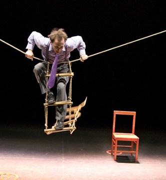 Jamie Adkins Circus Incognitus (Schooltime)