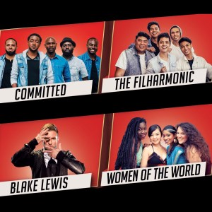 A Cappella Live: Featuring Committed, The Filharmonic,  Blake Lewis & Women of the World @ Tribeca Performing Arts Center