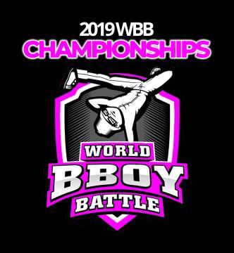 2019 WORLD BBOY BATTLE CHAMPIONSHIPS