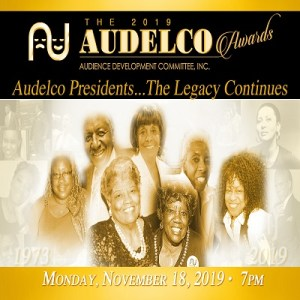 47th Annual Audelco Awards 2019 @ Tribeca Performing Arts Center
