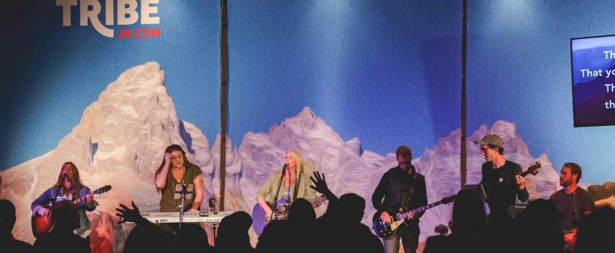About Tribe | Jackson Hole Church — TRIBEJH COM