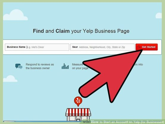 claim business