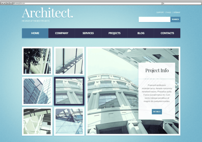 Homepage-Architect