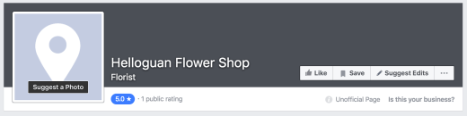 Facebook-Local-Business-Page-been-claimed-and-optimized