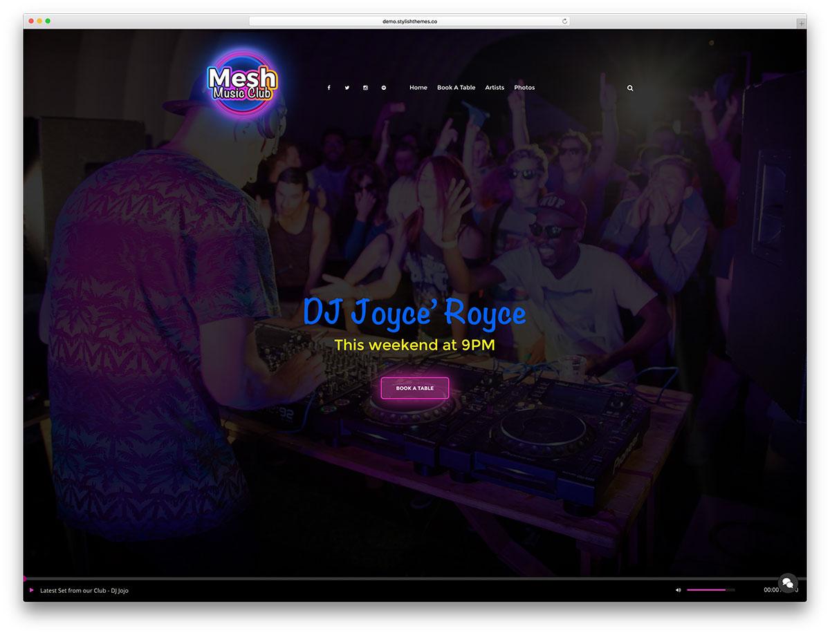 attractive homepage-TribeLocal