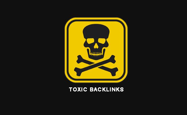 toxic backlinks