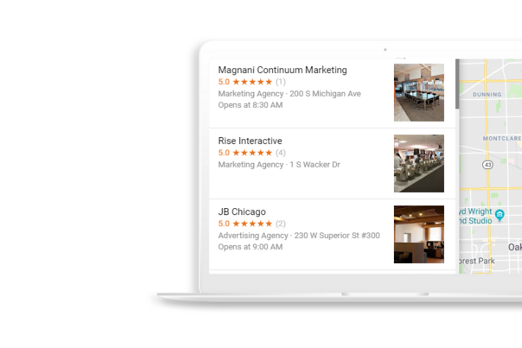 Local SEO for Marketing Agencies information