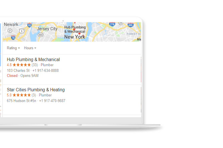 Local SEO for Plumbers citations
