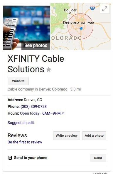 Local SEO for Electronics Stores gmp