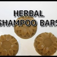 Homemade Shampoo Bar