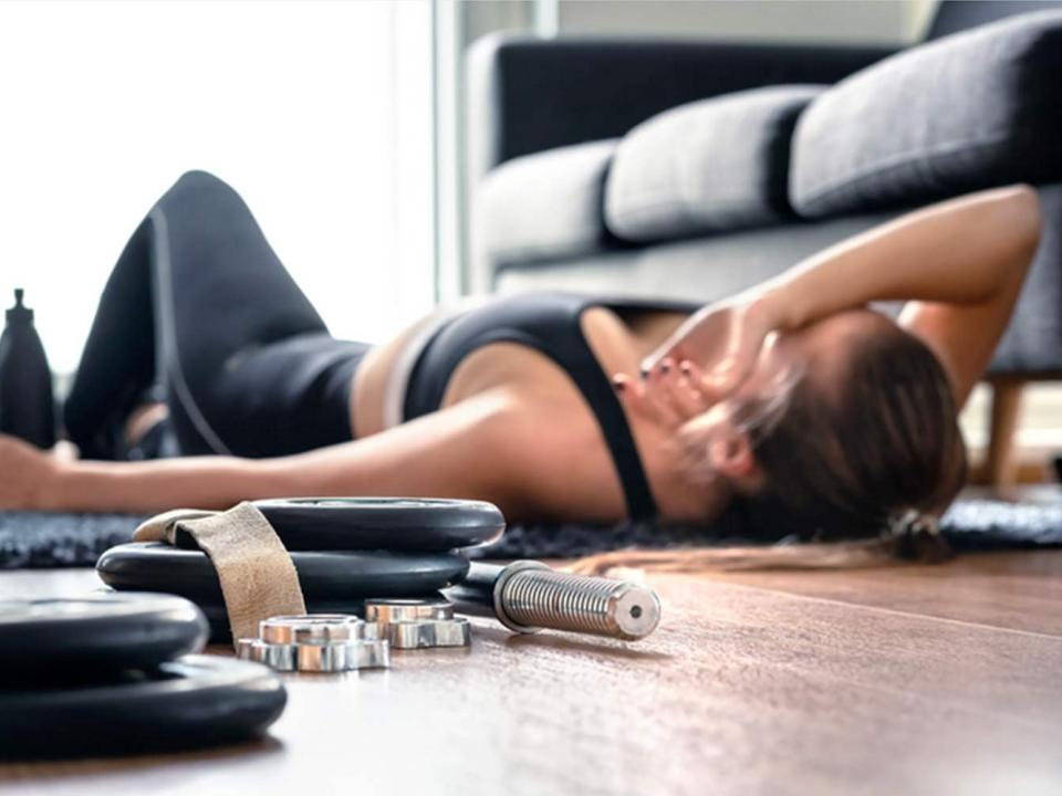 CBD for Post-Workout Recovery