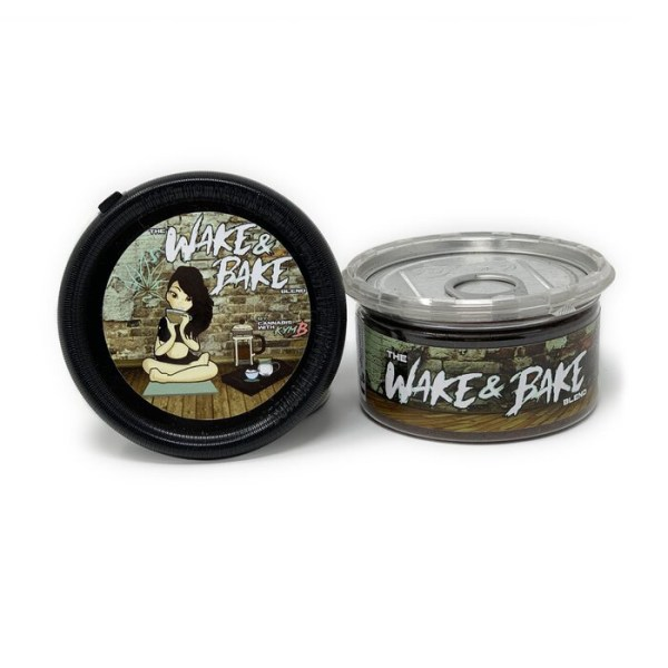 Wake & Bake CBD Coffee by CannabisWithKymB - 1 oz, 30mg of CBD