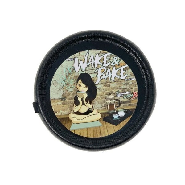 Wake & Bake CBD Coffee by CannabisWithKymB - 1 oz, 30 mg of CBD