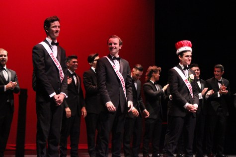 "Matthew Flynn crowned this year's ""Mr. Fullerton"""