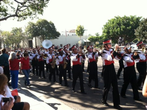 Marching band's successful season