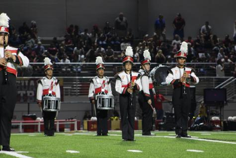 "Marching Band prepares for new season with ""Uprising"""