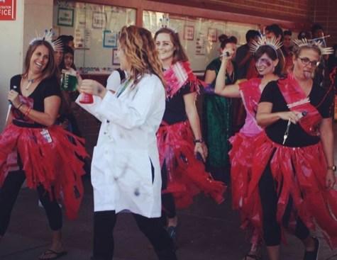 FUHS celebrates Red Ribbon Week